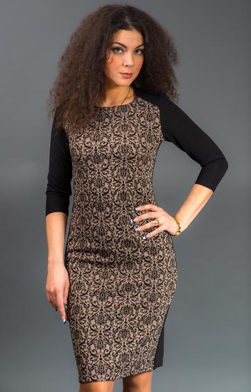 Платье Н011