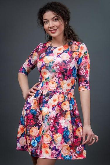 Платье Н014