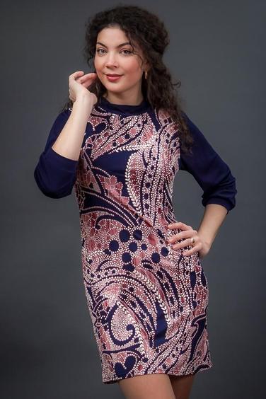 Платье Н017